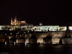 Good Night, Prague (katrin glaesmann) Tags: nightshot prague prag praha tschechien unescoworldheritagesite czechrepublic unescowelterbe