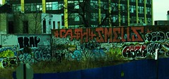 TRAP, ARC over KLOPS, MAP over JA and FOE, EZAF, CASH4, SMELLS, DEVO, BL (S C R A T C H I E S) Tags: nyc graffiti map arc devo if ja 36 xtc trap smells foe blone u5 bl sof klops jaone ezaf cash4