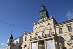 Lublin - Old town (UndefiniedColour) Tags: old town ku stare 2012 miasto lublin zamek plac starówka kamienice lubelskie lubelska lublinie farze