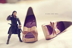 aragorn and shoes (lavenderfield) Tags: shoes lordoftherings aragorn