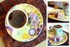 45-366 (Amalid) Tags: macro oneaday yellow closeup canon project eos sweet bokeh photoaday libya tripoli 2012 pictureaday project365 طرابلس ليبيا قهوة حلويات فنجان project36545 canoneos450d فنجانقهوة 366project canoneosdigitalrebelxsi efs1855mmisf3556 365daytodayproject حلقوم project36514feb2012