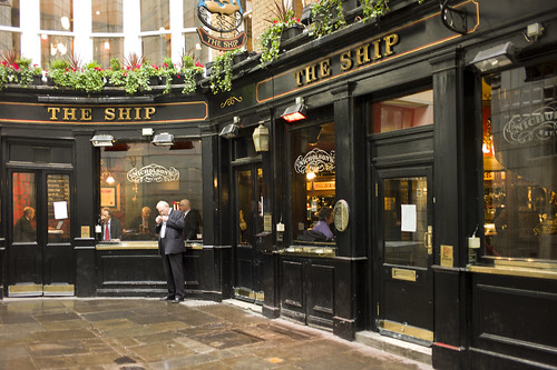 London Pub #5
