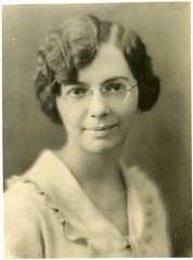 Florence Barbara Seibert (1897-1991) (Smithsonian Institution) Tags: woman glasses academia eyeglasses bacteria wavy scientist 2012 tuberculosis biochemistry polio smithsonianinstitution bacteriology womenshistorymonth biochemist womeninscience smithsonianinstitutionarchives phippsinsititute 20thcenturymid 20thcenturyearly
