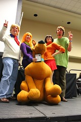 Scooby Doo Gang - MegaCon 2012 (insidethemagic) Tags: costume orlando cosplay conventioncenter megacon orangecounty 2012 megaconvention
