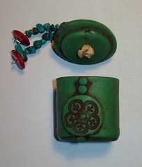 boite  imitation jade (Tao Artway) Tags: box polymerclay fimo jade clay imitation crations boites uniques