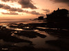 tanah lot sunset (dedski rimpanov) Tags: sunset bali indonesia olympus olympuspen tanahlot coucherdusoleil fourthirds ndgrad tanalot pm1 ndgradfilter microfourthirds olympusepm1