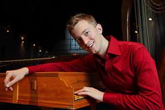 Nicolas Achten (Philip Van Ootegem) Tags: belgium nicolas classicalmusic ghent gent conductor harpsichord scherzi musicali bijloke strobist nicolasachten