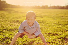 H21 (Oracle Imaging & Design) Tags: family trees boy sunset portrait color love boys beautiful field portraits nikon bright sweet farm alabama handsome naturallight frog laughter photograpy gulfcoast babychicks sillyfun victoriawebb