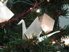 Origami Christmas Tree - Crane Close