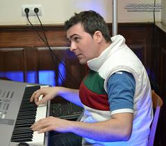 23 Februarie 2012 » Muzică live cu T-Jazz