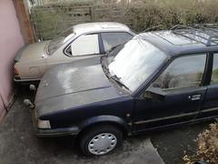 1993 Rover Montego 2.0D Clubman Estate (GoldScotland71) Tags: 20d estate rover 1993 bmw 1980s 1985 coupe 1990s clubman montego 6series 635csi l658ccx b711lnn