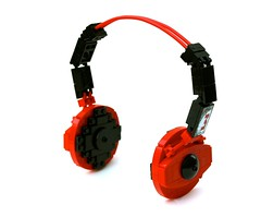 Audio: By Cam (Cam M.) Tags: boss music skull cool ipod candy lego sony awesome headphones audio epic beats moc