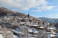 Kosovo Village - Rhodope Mountains (Been Around) Tags: schnee winter snow europa europe day niceshot dorf village hiver travellers eu bulgaria kosovo neujahr newyearsday balkan bul bulgarien  osteuropa  rhodopemountains thisphotorocks rhodopen worldtrekker expressyourselfaward cocordians bauimage kosovovillage newyearsday2012