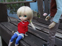 The Attempt: Part 2:3 (hillary795) Tags: doll lily pullip hash pullipdoll taeyang taeyanghash celisy pullipdollcelisy taeyanghashdoll