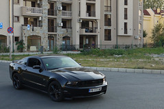 Ford Mustang GT 2010 (MauriceVanGestel Photography) Tags: auto new black cars ford beach look car negro sunny bulgaria coche angry autos mustang gt newgeneration rims fordmustang burgas zwart sunnybeach generation blik nuevo coches bg neu sportscar blackford 2010 mustanggt nieuw bulgarian blackrims boos sportwagen bulgarije bourgas velgen fordmustanggt blackonblack generatie sunnybeachbulgaria veryblack  balgarija angrylook blackmustang zonnestrand brjag  newmustang bulgaars  blackfordmustang sportwagens  nieuwegeneratie bozeblik slanchev mustang2010 ford2010 slanchevbyrag mustanggt2010 zwartopzwart zwarteford nieuwemustang byrag zwartemustang nuevomustang sunnybeachbulgarije slanchevbrjag neuemustang zwartefordmustang