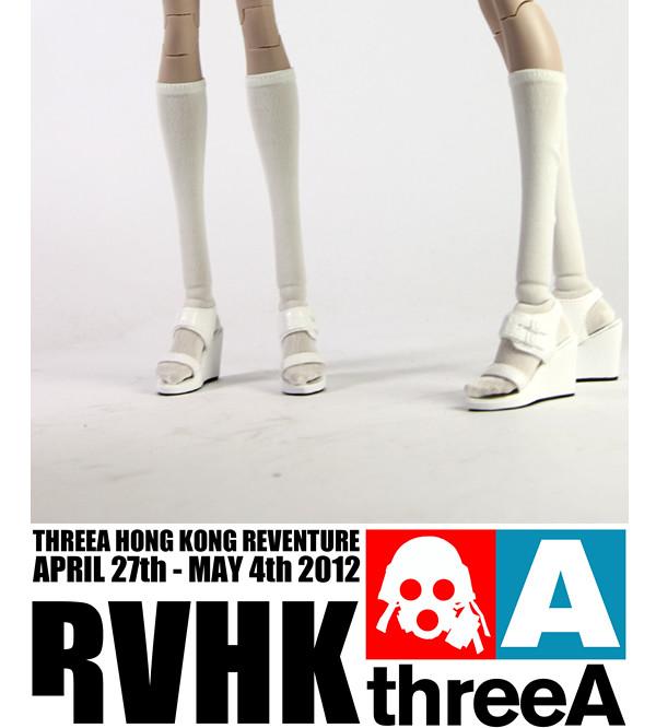 threeA RE VENTURE Hong Kong 2012