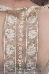 IMG_8202 (VintageReveries) Tags: 1920s lacedress clochehat flapperdress retrostyled laceflapperdress 1920sdropwaistdress