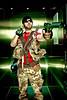 Chain Of Command (cszar) Tags: male model nikon gun military elevator nikkor ammo speedlight softbox aufzug cls airsoft deserteagle strobist lulzim d700 1424mmf28g captureone6