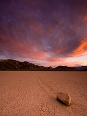 The Race Track (Eric C Bryan) Tags: sunset clouds racetrack landscape nikon day desert cloudy playa deathvalley d700 ericbryan singhrayfilters sailingrocks leegndfilters ericbryanphotography wwwericbryannet ericcbryan ericbryannet