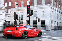 Novitec. (Alex Penfold) Tags: auto camera red black london cars alex sports car sport mobile canon photography eos lights photo cool flickr image awesome flash wing picture 7 super ferrari spot arabic exotic photograph arab modified spotted hyper abu dhabi mayfair rosso supercar lowered spotting exotica sportscar 2012 spoiler sportscars supercars smoked penfold tuned 599 spotter novitec 99998 hypercar 60d hypercars alexpenfold