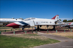 McDonnell Douglas F-4E Phantom II (eugene.photo) Tags: california usa airplane aircraft airplanes places atwater thunderbirds airforce phantom douglas airlines usaf f4 usairforce aircrafts castleairmuseum mcdonnelldouglas f4e phantomii 2310 mcdonnelldouglasf4ephantomii 660289