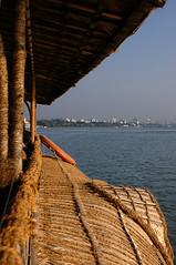 Our boat (gornabanja) Tags: ocean sea india water boat nikon ship d70 harbour kerala ernakulam mygearandme mygearandmepremium rememberthatmomentlevel1 rememberthatmomentlevel2 rememberthatmomentlevel3
