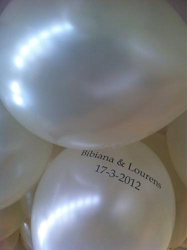 Heliumballonnen Bedrukt Carlton Oasis Hotel Spijkenisse