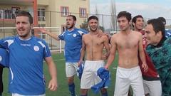 Turkish soccer bulge & shirtless (seXyTurX) Tags: gay turkey football soccer east arab boner middle turkish turk bulge