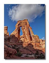Druid Arch (rianhouston) Tags: utah canyonlandsnationalpark canyonlands nationalparks naturalarch druidarch
