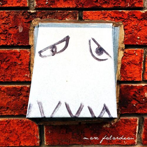 urban toronto ontario canada art public face vent graffiti nikon amateur