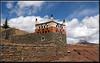 house of dove (mhobl) Tags: sky tower morocco maroc turm doves tinerhir taubenhaus dauben tamtatochte