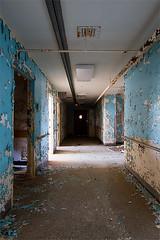 Kings Park Psychiatric Center (AeroFennec) Tags: urban building abandoned hospital hall insane state decay exploring center hallway medical health surgical asylum kp psychiatric ue psych mental kingsparkpsychiatriccenter kppc kpsh
