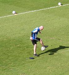 Freestyle Football (Sam_Mason Photography) Tags: football freestyle soccer free skills tricks pitch brfc bristolrovers freestylefootball tekkers