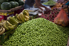 Back From The Market (Or Hiltch) Tags: food green fruit israel vegan market plum saturday banana explore gooseberry mirabelle  tarshiha