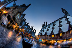 Wizarding World of Harry Potter: Hogsmeade (Hamilton!) Tags: adventure alpha ball camera exposure florida gorilla gorillapod hamilton harry head hogsmeade hogwarts islands long mirrorless nex nex7 night orlando potter pytluk rokinon8mmfisheyef35 slr sony studios tripod universal wizarding worldsonyuniversalnexpytlukmirrorlessslrstudiosnex7floridacameraalphaorlandohamilton