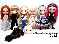 Matilda and the Girls
