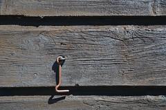 Haak (anuwintschalek) Tags: brown wall facade austria spring wand april hook braun sein niedersterreich 2012 fassade frhling wanderung haken konks kevad puumaja holzhaus haak himberg pruun puchbergamschneeberg d7k fassaad nikond7000 sigma1770os himberghaus woodenhaus