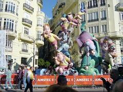 Fallas de Valencia - Spain (Dock Liky) Tags: city valencia spain europe cities festivals typical fallas