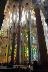 Barcelona (Pug Girl) Tags: barcelona color colour spain gaudi