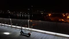 한강대교 (wangsora) Tags: scooter seoul nightview kickboard 킥보드