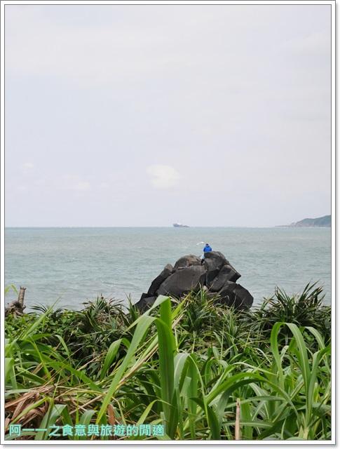 北海岸石門景點.富貴角燈塔.台灣百合.小旅行.踏青步道image021