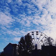 2015-11-09 07.30.46 1 (anastasiya_klenyaeva) Tags: trees sky nature russia autmn     saratov vsco vscocam vscorussia vscosaratov