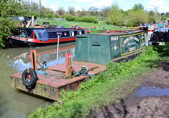 Roger (R~P~M) Tags: uk greatbritain england boat canal unitedkingdom northamptonshire tug northants waterway grandunion workboat braunston unioncanalcarriers