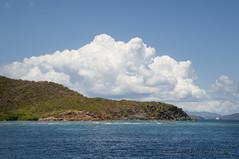 Clouds in the BVIs (Alida's Photos) Tags: clouds island sailing tropical caribbean bvi britishvirginislands