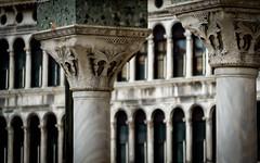 Piazza San Marco Venice (Zeger Vanhee) Tags: venice texture water gondolas vaporetto medievalarchitecture veniceviews