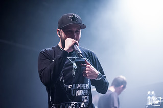 03.05.2016 - Despised Icon at The Forum // Shot by Alba Fle