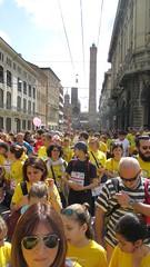 STRABOLOGNA 2016 -  BOLOGNA , ITALY   010  - (Rino Fazzini) Tags: sport bologna corsa 2016 camminare tempolibero podismo uisp manifestazionipopolari fotorinofazzini