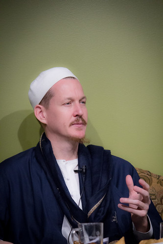 "Shaykh Yahya Rhodus at SeekersHub, Toronto and Seminar Series: Worship, Coffee and The Meaning of Life • <a style=""font-size:0.8em;"" href=""http://www.flickr.com/photos/88425658@N03/26772221311/"" target=""_blank"">View on Flickr</a>"