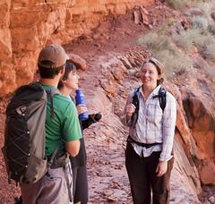 Little Colorado River Gorge (Tom Z Dixon) Tags: red arizona river colorado rocks little canyon wash gorge