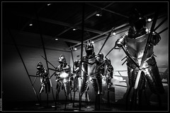 """Heavy Metal"" II (Mika Latokartano) Tags: history armour polearm"